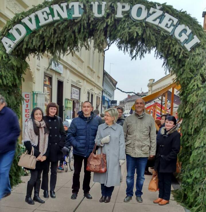 Advent u Pozegi 2017